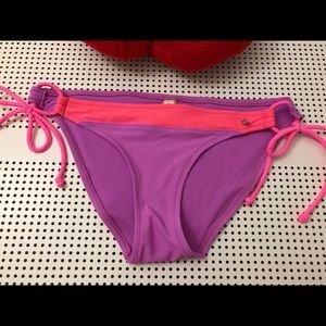 American eagle Purple swimwear bottom